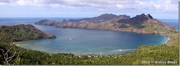 As Marquisas na Polinésia
