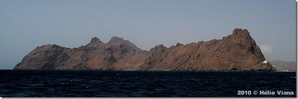 Terra a vista: São Vicente em Cabo verde