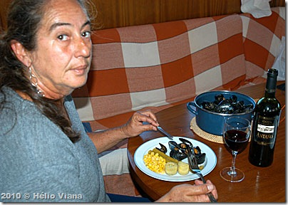 Até Mara toma o vinho de Rioja