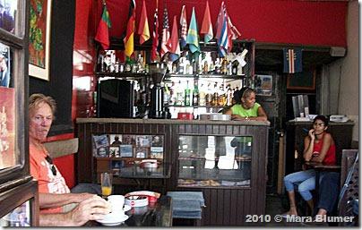 Café Lisboa em Mindelo