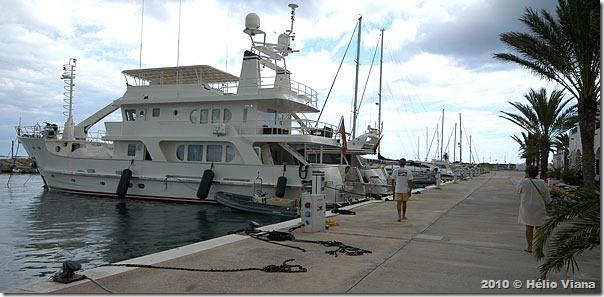 Trawler Abnormal em Formentera