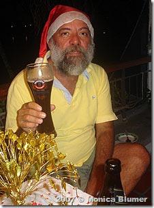 Hélio Noel no Ap dos Blumers em Bracuhy