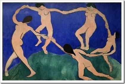 A Dança de Henri Matisse