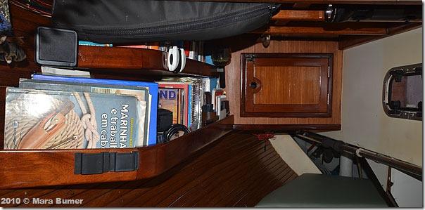 A estante do MaraCatu