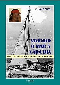 Capa do livro Vivendo o Mar a Cada Dia