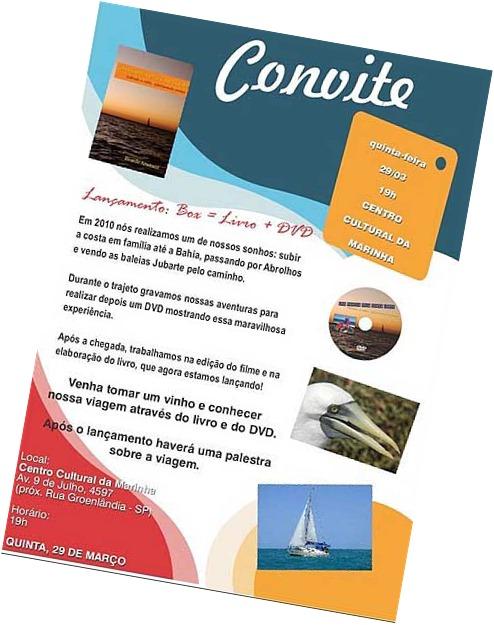 ConviteBoxFamiliaCostaLeste